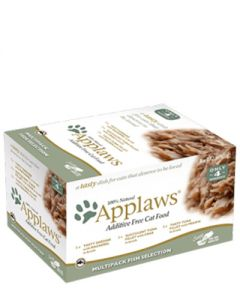 Applaws Fish Multi Pack Canned Cat Food