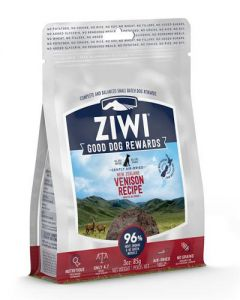 Ziwi Peak Good Dog Rewards Venison Dog Treats