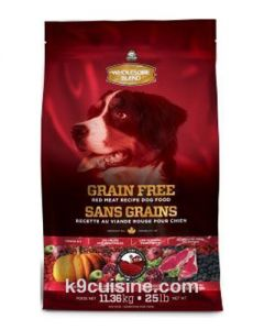 Wholesome Blend Grain Free Red Meat Dry Dog Food