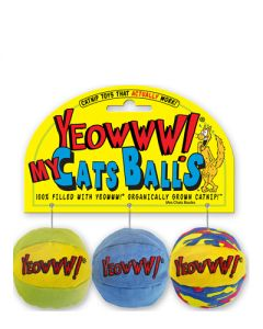 Yeowww! Catnip My Cat Balls
