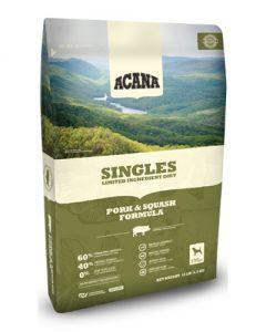 ACANA Singles Limited Ingredient Diet Grain Free Pork & Squash Dog Food