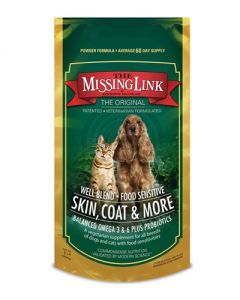 Missing Link Well Blend Sensitive Skin, Coat & More Dog Supplement