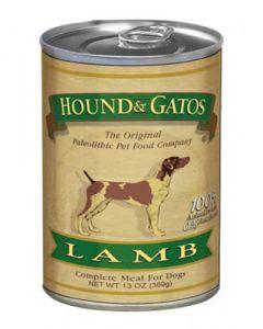 Hound & Gatos - Lamb & Lamb Liver - Canned Dog Food
