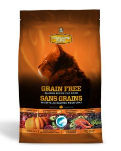 Wholesome Blend Grain Free Limited Ingredient Salmon Surf Dry Cat Food