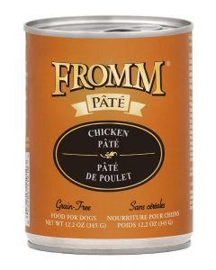 Fromm Family Foods - Chicken Pate - Canned Dog Food