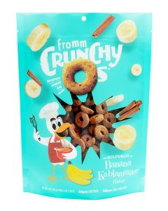 Fromm Family Foods Crunchy Os Banana Kablammas™ Dog Treats
