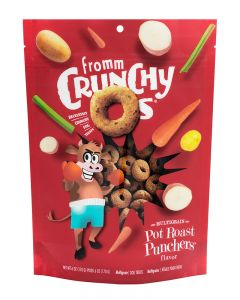Fromm Family Foods Crunchy Os Pot Roast Punchers™ Dog Treats