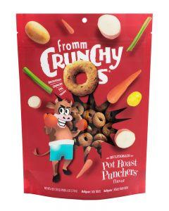 Fromm Family Foods Crunchy Os Pot Roast Punchers™ Dog Treats