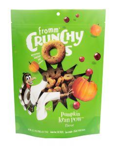 Fromm Family Foods Crunchy Os Pumpkin Kran POW Dog Treats