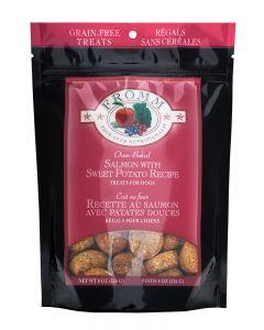 Fromm Family Foods Four Star Grain Free Salmon w/Sweet Potato Dog Treats