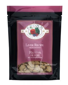 Fromm Family Foods Four Star Liver Recipe Low Fat Dog Treats