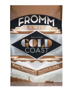 Fromm Family Foods - Gold Coast Grain Free Weight Management - Dry Dog Food