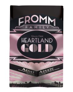 Fromm Family Foods Heartland Gold Grain Free Adult Dry Dog Food