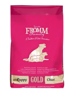 Fromm Family Foods Puppy Gold Dry Dog Food