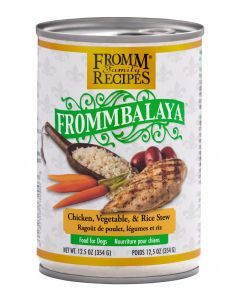 Fromm Family Foods - Gold Chicken & Duck Pate Dog Food