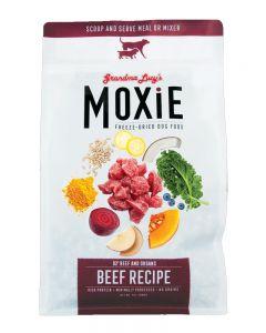 Grandma Lucy's Dog Moxie Freeze Dried Grain Free Beef