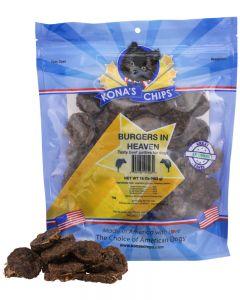 Kona's Chips Burgers in Heaven Dog Treats