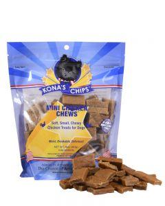 Kona's Chips Mini Chicken Soft Chews Dog Treats
