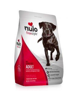 Nulo Freestyle Grain-Free Lamb & Chickpeas Recipe Dry Dog Food
