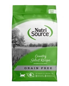 NutriSource Grain Free Country Select Recipe Cat Food