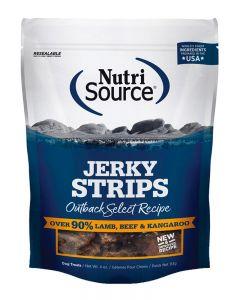 NutriSource Outback Select Jerky Strips