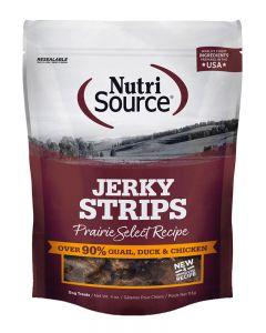 NutriSource Prairie Select Jerky Strips