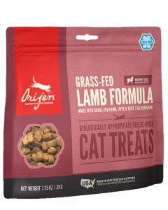 ORIJEN - Freeze-Dried Grass-Fed Lamb Cat Treats