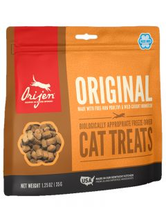 ORIJEN - Freeze-Dried Original Cat Treats