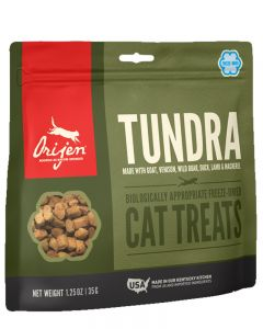 ORIJEN - Freeze-Dried Tundra Cat Treats