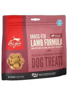 ORIJEN Freeze Dried Grass-Fed Lamb Dog Treat