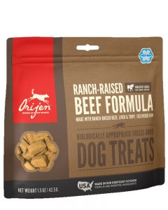 ORIJEN Freeze Dried Black Angus Beef Dog Treat