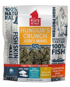 Plato Dog  Hundur's Crunch Jerky Minis