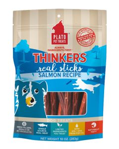 Plato Dog Thinkers Pacific Salmon Dog Treats