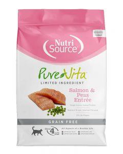 Pure Vita Grain Free Salmon Dry Cat Food