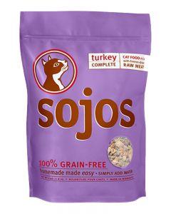 Sojos Complete Cat Food Turkey Recipe