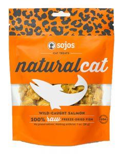 Sojos Natural Cat Salmon Treats