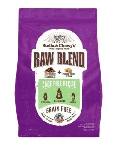 Stella & Chewy's Raw Blend Cage-Free Recipe Dry Cat Food