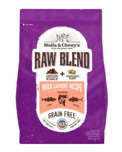 Stella & Chewy's Raw Blend Wild-Caught Recipe Dry Cat Food