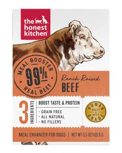 The Honest Kitchen 99% Beef Meal Booster