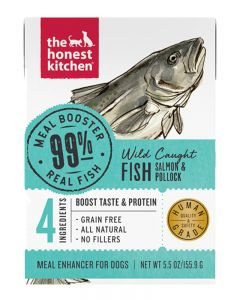 The Honest Kitchen 99% Salmon & Pollock Meal Booster
