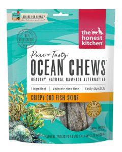 The Honest Kitchen Beams Cod Fish Skins Ocean Chews