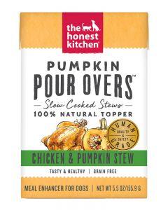 The Honest Kitchen Chicken & Pumpkin Pour Over
