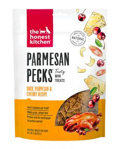 The Honest Kitchen Duck Parmesan Pecks