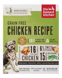 The Honest Kitchen Force Dog Food