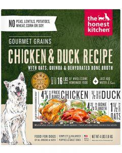 The Honest Kitchen Gourmet Grains Chicken & Duck
