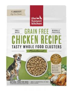 The Honest Kitchen - Grain-Free Chicken Whole Food Clusters - Dry Dog Food