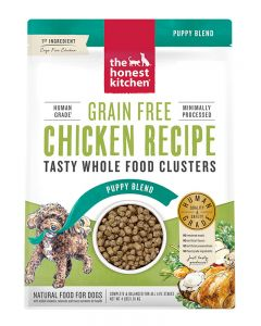 The Honest Kitchen Grain-Free Chicken Whole Food Clusters for Puppies