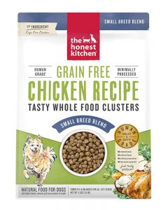 The Honest Kitchen Grain-Free Chicken Whole Food Clusters for Small Breeds