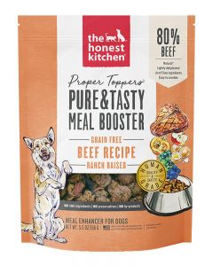 The Honest Kitchen Grain Free Beef Proper Toppers