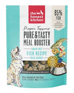 The Honest Kitchen Grain Free Fish Proper Toppers